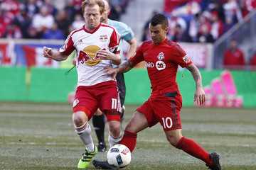 Dax McCarty Toronto FC v New York Red Bulls