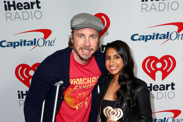Dax Shepard 2019 iHeartRadio Podcast Awards Presented By Capital One – Press Room/Winner Stop