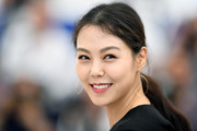 "Actress Kim Min Hee attends the ""The Day After (Geu Hu)"" photocall during the 70th annual Cannes Film Festival on May 22, 2017 in Cannes, France."