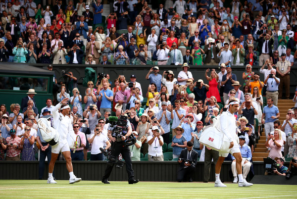 Day Eleven: The Championships - Wimbledon 2019 - 1 of 157
