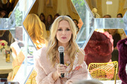 A Day Of Style With Designer Rachel Zoe At Bumble Hive