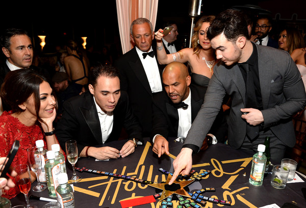 8th Annual Hollywood Domino Gala Presented By BOVET 1822 Benefiting Artists For Peace And Justice
