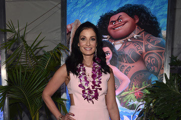 Dayanara Torres The World Premiere of Disney's 'Moana'