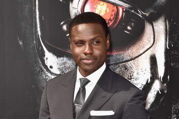 Dayo Okeniyi Guests Attend the LA Premiere of Paramount Pictures' 'Terminator Genisys'
