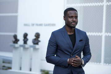 Dayo Okeniyi 'Shades of Blue' Television Academy Event