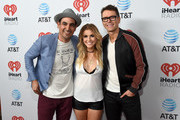 Bobby Bones and Producer Eddie Photos Photo