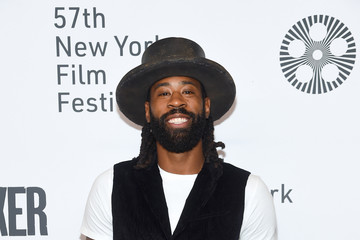 DeAndre Jordan 57th New York Film Festival - 'Joker' - Arrivals