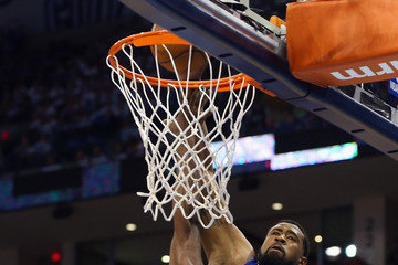DeAndre Jordan Los Angeles Clippers v Oklahoma City Thunder - Game Two
