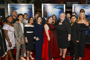 DeVon Franklin Premiere Of 20th Century Fox's 'Breakthrough' - Red Carpet