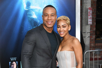 DeVon Franklin Premiere Of 20th Century Fox's 'Breakthrough' - Arrivals