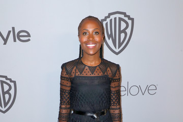 DeWanda Wise The 2018 InStyle and Warner Bros. 75th Annual Golden Globe Awards Post-Party - Red Carpet
