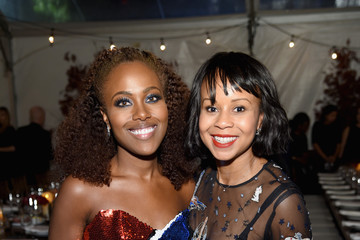 DeWanda Wise Glamour 2017 Women Of The Year Awards - Dinner Presented By SoFi, Held At Skylight At Kings Theater