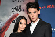 """Vanessa Hudgens and Austin Butler attend """"The Dead Don't Die"""" New York Premiere at Museum of Modern Art on June 10, 2019 in New York City."""