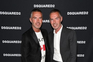 Dean Caten Dsquared2 Grand Opening Party In Las Vegas