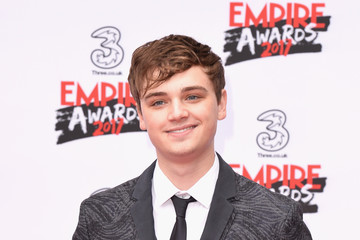 Dean-Charles Chapman Three Empire Awards - Red Carpet Arrivals