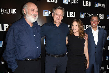 Dean Devlin Premiere of Electric Entertainment's 'LBJ' - Red Carpet