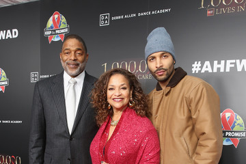Debbie Allen Norm Nixon AHF And Debbie Allen Present 'Keeping The Promise – 1,000,000 Lives In Care: Celebrating Icons Of Dance'