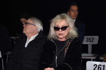 Debbie Harry Marc Jacobs Fall 2018 Show - Front Row