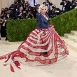 Debbie Harry The 2021 Met Gala Celebrating In America: A Lexicon Of Fashion - Arrivals