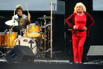 Debbie Harry V Festival Hylands Park: Day 1