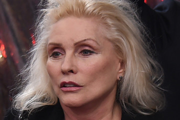 Debbie Harry The New York Premiere of 'The Hateful Eight' Peterfacinelli