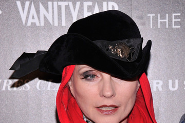 """Debbie Harry The Cinema Society With Dior & Vanity Fair Host A Screening Of """"Rust And Bone"""" - Arrivals"""