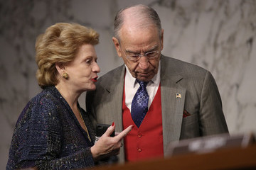 Debbie Stabenow Senate Finance Committee Continues Markup of GOP Tax Reform Bill