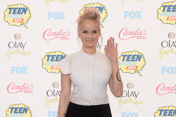Debby Ryan Arrivals at the Teen Choice Awards
