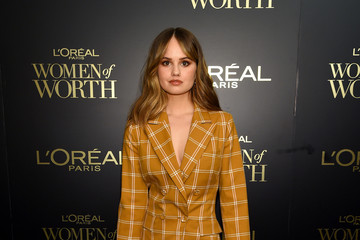 Debby Ryan 14th Annual L'Oreal Paris Women Of Worth Awards