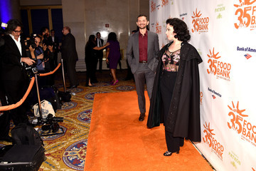 Debi Mazar Gabriele Corcos Food Bank For New York City's Can Do Awards Dinner - Arrivals