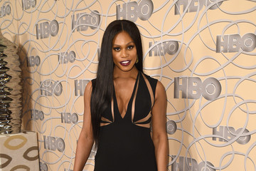 Deborah Cox HBO's Official Golden Globe Awards After Party - Red Carpet