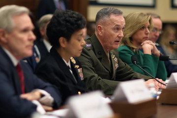 Deborah Lee James Top Military Officials Testify to House Committee