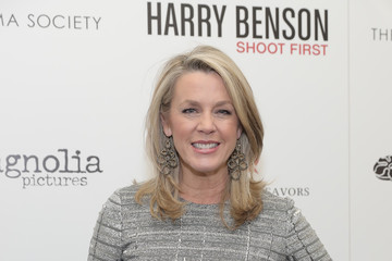 Deborah Norville Magnolia Pictures and The Cinema Society Host the Premiere of 'Harry Benson: Shoot First'