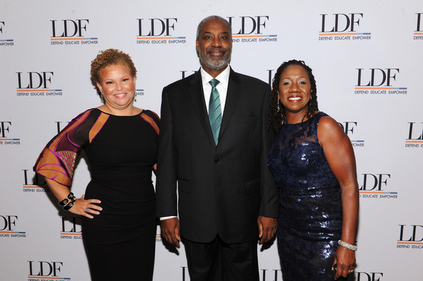 Legal Defense Fund Annual Gala To Commemorate The 60th Anniversary Of Brown V. Board Of Education