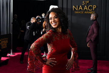 Debra Martin Chase BET Presents The 51st NAACP Image Awards - Red Carpet
