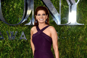 Debra Messing 2015 Tony Awards - Arrivals