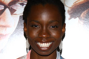 "Actress Adepero Oduye attends ""The Debt"" screening at the Tribeca Grand Hotel - Screening Room on August 22, 2011 in New York City."
