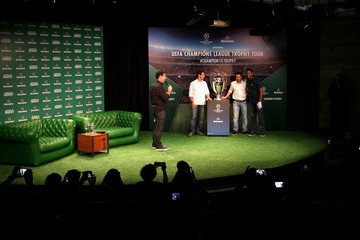 Deco Heineken Champions League Trophy Tour