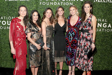 Dee Dee Sides National YoungArts Foundation New York Gala