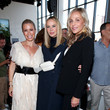 Dee Ocleppo Hilfiger Dennis Basso - Front Row - September 2019 - New York Fashion Week: The Shows