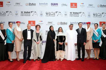 Deepa Mehta 2015 Dubai International Film Festival - Day 1