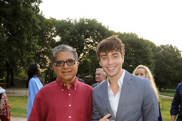 Deepak Chopra Forgive For Peace Kickoff