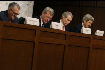 John Kerry Deficit Super Committee Holds Open Hearing
