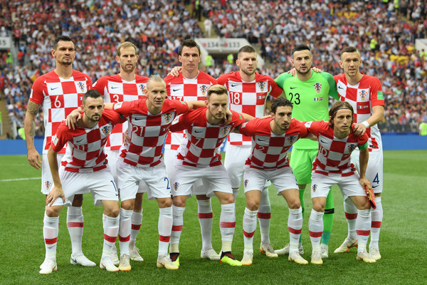 France v Croatia - 2018 FIFA World Cup Russia Final [team photo,team,sport venue,team sport,player,football player,soccer player,sports,ball game,stadium,championship,players,russia,croatia,moscow,luzhniki stadium,france,2018 fifa world cup,final,croatia - 2018 fifa world cup]