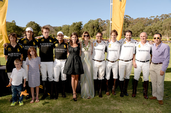 The Fourth-Annual Veuve Clicquot Polo Classic, Los Angeles - Inside [team,social group,people,community,event,tree,team sport,uniform,recreation,competition event,hosts,nacho figueras,delfina blaquier,vanessa kay,c,los angeles,5thl,2ndl,nespresso polo teams,veuve clicquot polo classic]