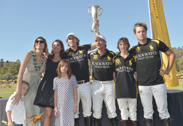The Fourth-Annual Veuve Clicquot Polo Classic, Los Angeles - Inside []