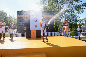 Delfina Blaquier The Tenth Annual Veuve Clicquot Polo Classic - VIP
