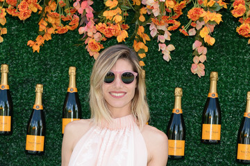 Delfina Blaquier The Tenth Annual Veuve Clicquot Polo Classic - Arrivals