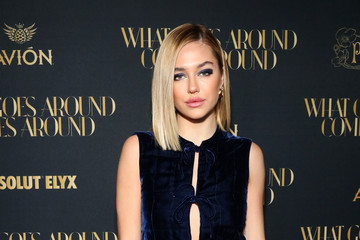 Delilah Belle What Goes Around Comes Around Madison Avenue Flagship Opening Celebration