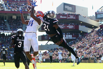 Demarcus Robinson Florida v South Carolina